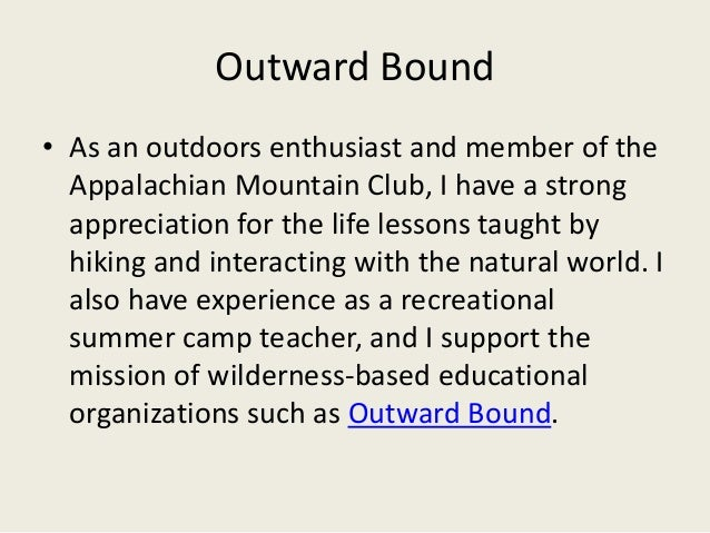 Outward Bound Instilling Leadership Skills Through Adventure Based E Casting these skills will alter or add to the effects of other skills. slideshare