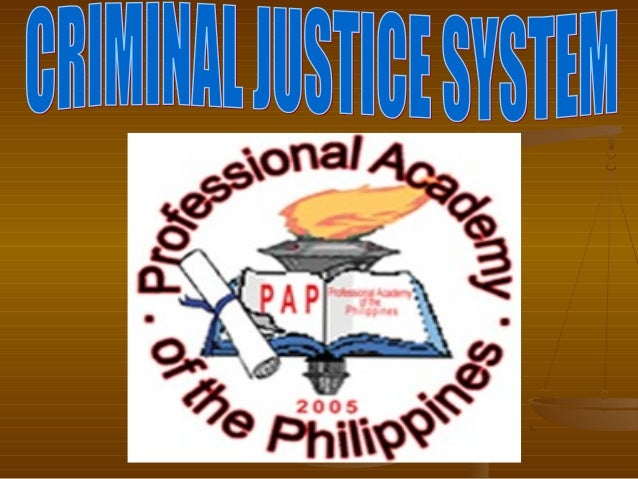 I     Is a legal process adapted by acivilized society in the prevention andsolution of crimes which is carried onthrough ...