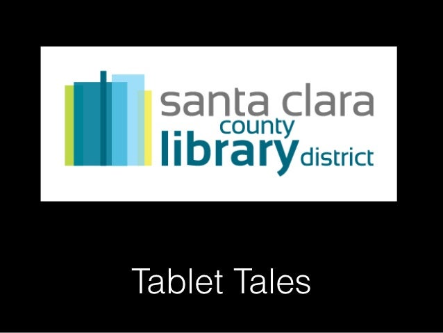 Tablet Tales