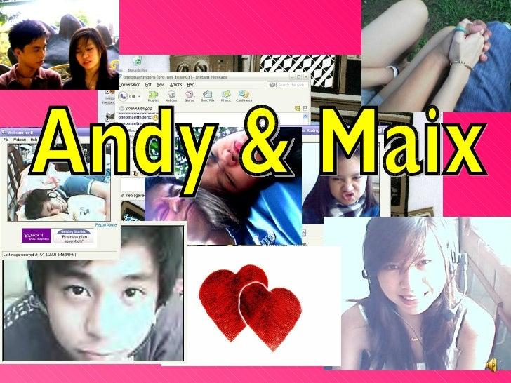 Andy & Maix