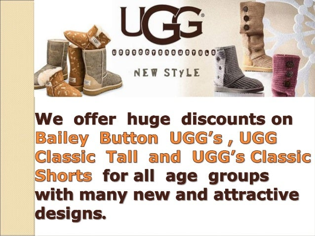UGG Boots - Bailey    UGG Boots - Bailey Button –Bomber      Button - Purple - 5803      5838