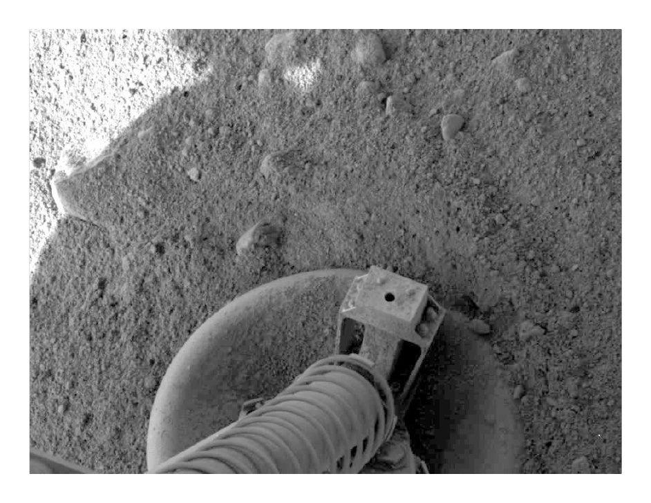 Mars Phoenix Lander Photos
