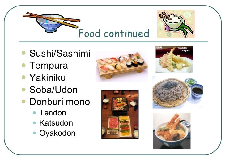 Ed 282 cultural presentation japan for Asian cuisine ppt