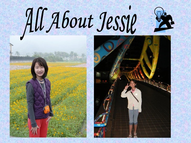 All About Jessie