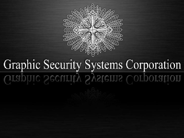 GSSC has provided its patented security technology to government-authorized security printing firms and major        corpo...