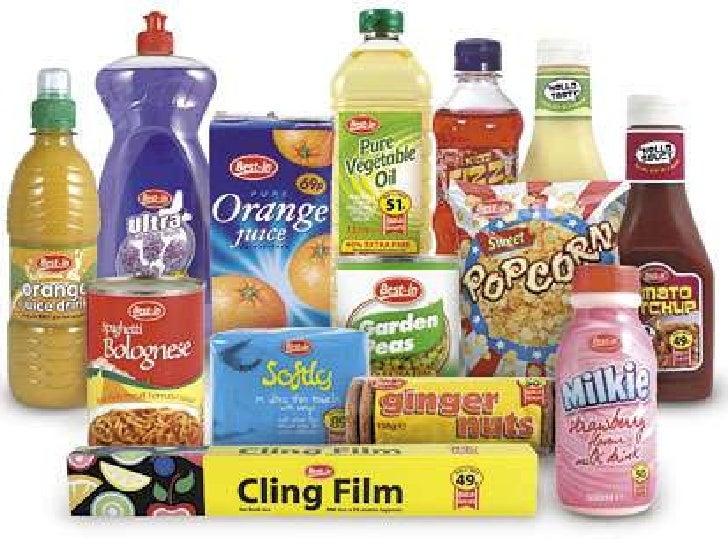 Perceptions regarding consumber durable goods