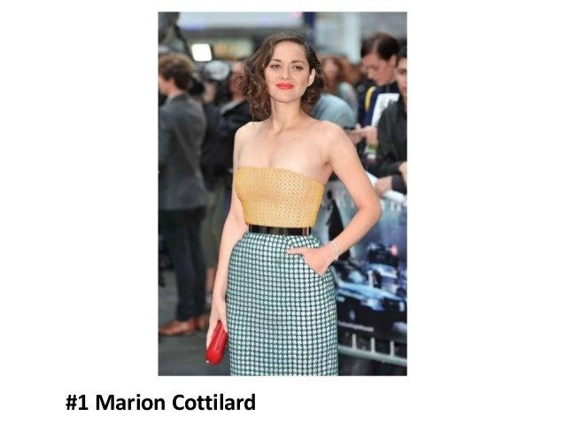 #1 Marion Cottilard