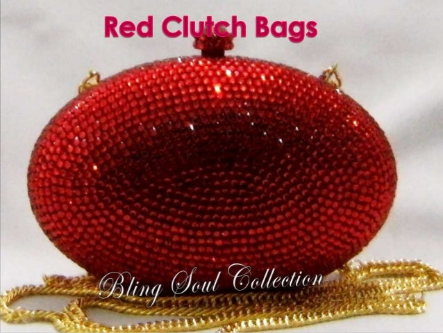 Now we also want to make this Valentines daymore and more fantastic and shining with ourRed and silver crystal bag. This b...