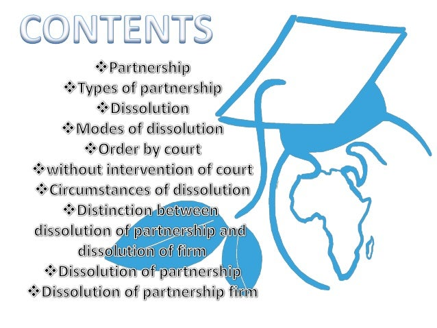 features of partnership firms A mutual agency relationship is just like a marriage, it binds each partner to one another, for better or worse if one fails, everyone fails mutual agency is the.