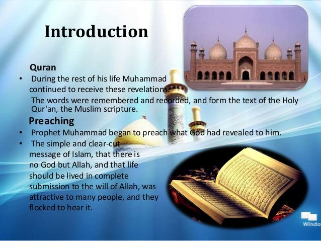 an introduction to the mythology of muhammad The term jihadism (also jihadist movement, jihadi movement and variants) is a 21st-century neologism found in western languages an introduction to the analysis of the mythology of muhammad to describe islamist militant.