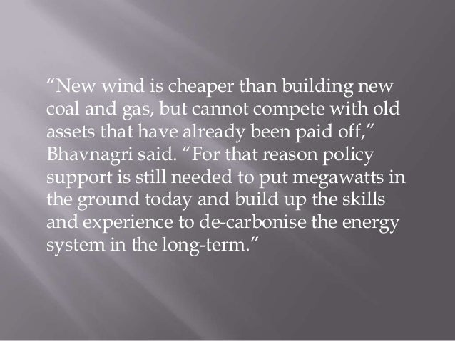 Renewable Energy Now Cheaper Than New Fossil Fuels In