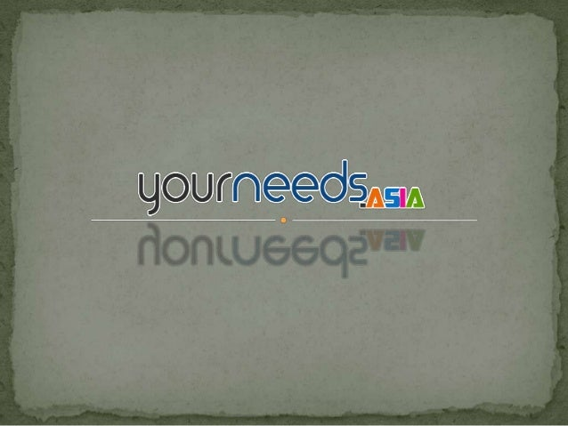 About Yourneeds.asiaYourneeds.asia is a leading creative design and software  development company specialized in providing...
