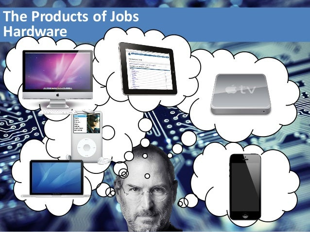 The Products of JobsHardware