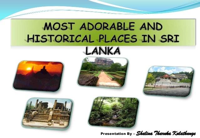 Presentation By – Shalina Tharuka Kulathunge