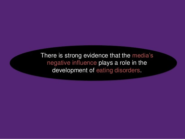 does the media influence young womens Be understood and analyzed as learning material for helping young people understand and  the influence of media on gender  gender roles in the media 7.