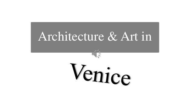 Architecture & Art in