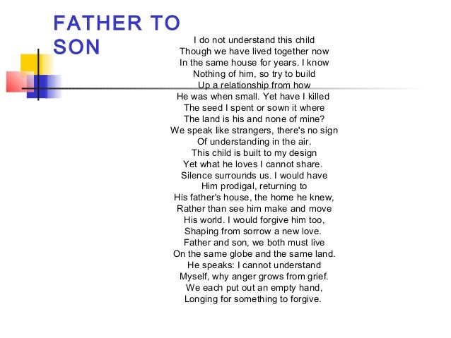 father son relationships in the oddysey The father and son relationships in homer s - nov 30,  .