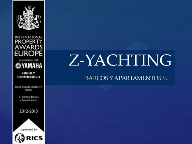 Z yachting real estate torrevieja for Z yachting torrevieja