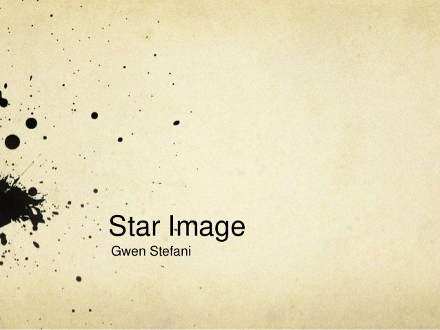 Star ImageGwen Stefani
