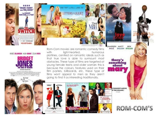 rom com action and war analysis