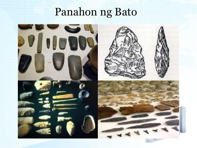 panahon ng lumang bato Ang huling bahagi ng panahong bato ay tinatawag na panahong neolitiko ( neolithic o new stone age) ito ay hango sa mga salitang greek.