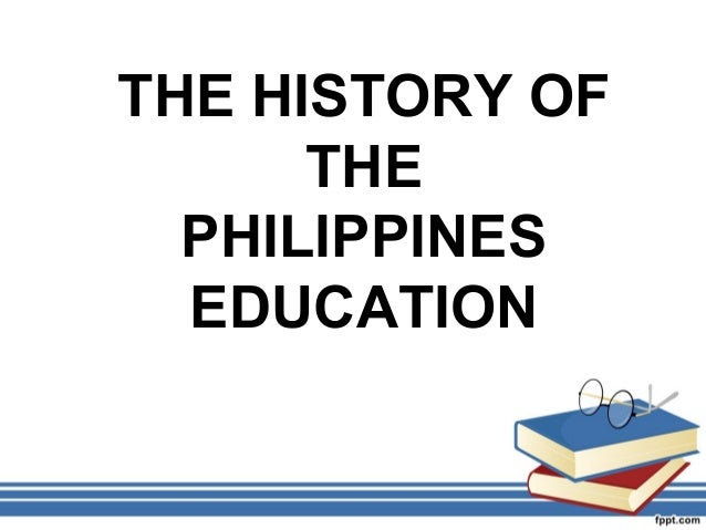 historical perspective of special education in philippines Historical perspective the interest to educate filipino children with disabilities was expressed more than a century ago in 1902 during the american regime.