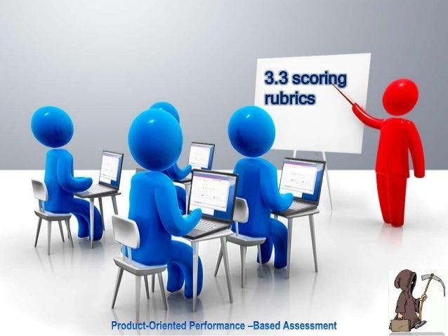 3.3 scoring rubrics