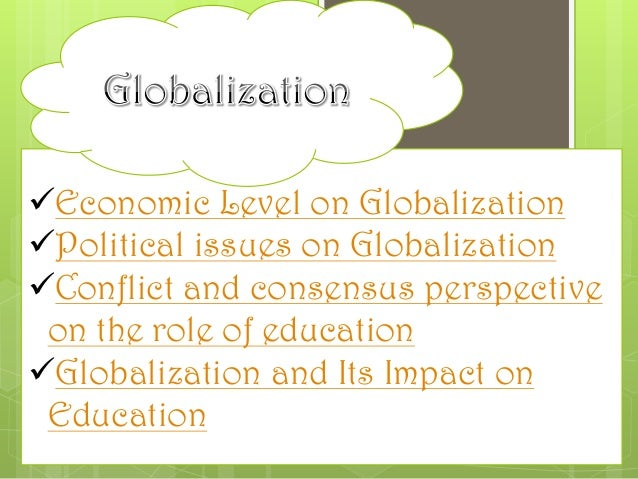 sociology on globalization How do you define globalization the term globalization refers to processes of international integration arising from  professor of sociology at university of.