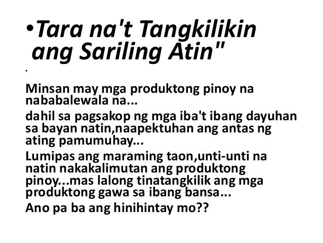 Research Paper Halimbawa Sa Filipino