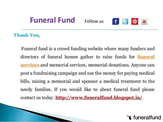 funeral services funeral fund memorial services memorial donations