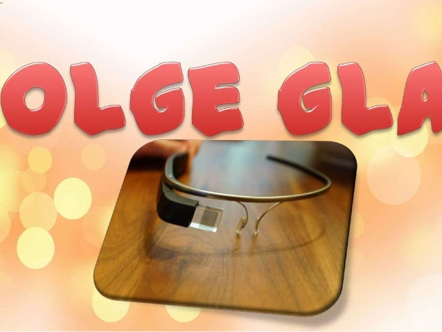 """Google Glass (styled """"GLΛSS"""") is a wearable computer with an optical head-mounted display (OHMD) that is being developed b..."""