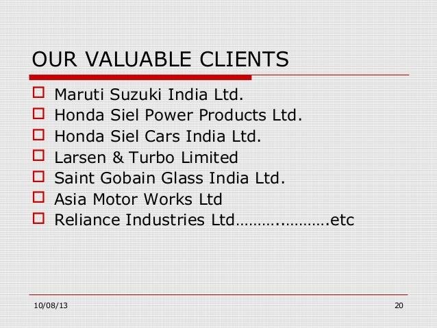 Customer Relationship Management by Maruti Suzuki India Ltd. Essay