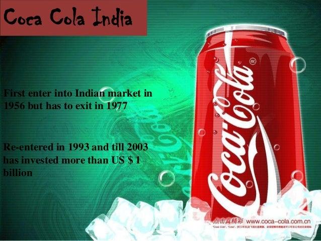 coca cola summer internship report  u0026quot  retailers satisfaction with coca u2026