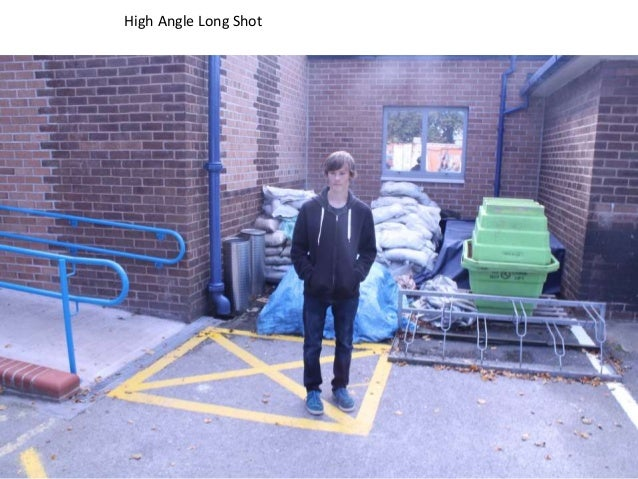 High Angle Long Shot