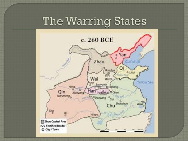 Chinas First Empire - Qin Dynasty on