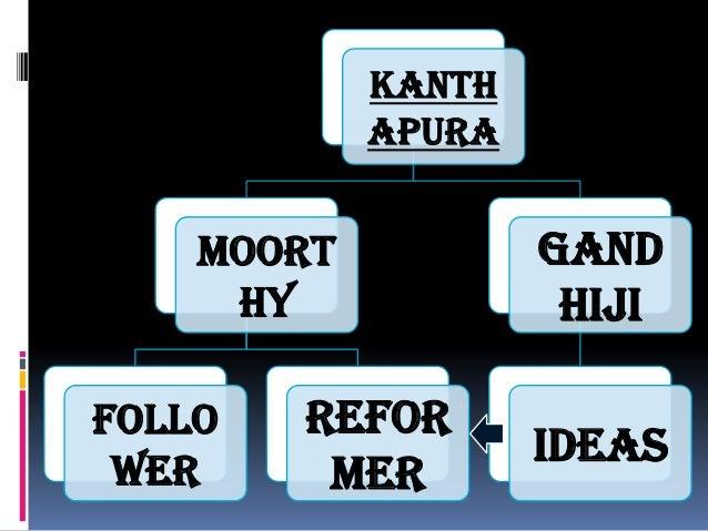 Kanthapura Characters