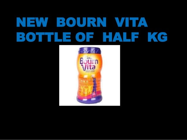 NEW BOURN VITA BOTTLE OF HALF KG
