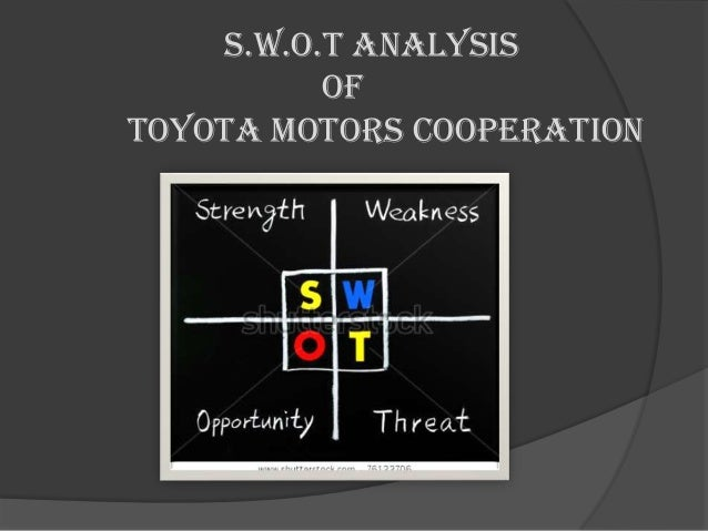 an analysis of toyota corporation Toyota motor corp (ticker: tm) stock price is chugging along at more  a  separate analysis by adr of 22 auto analysts pegs toyota's target.