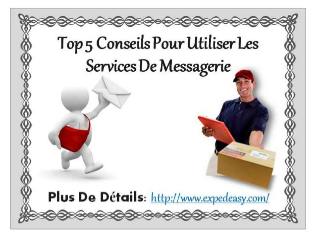 Top 5 Tips When Using Courier Services