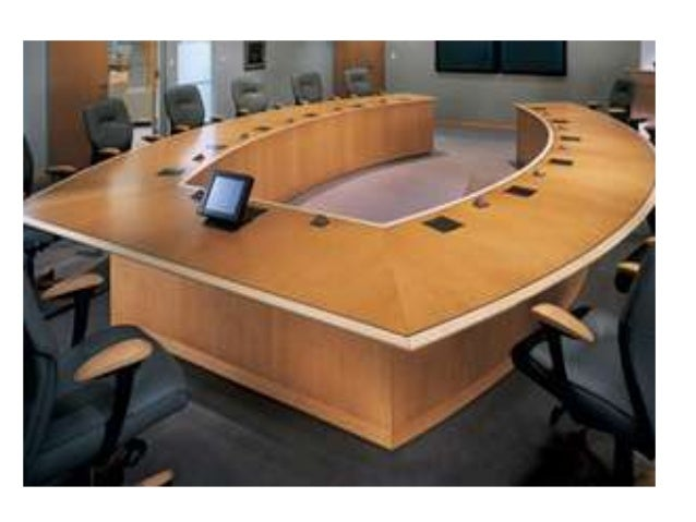 guidance regarding reception table design and conference room layout rh slideshare net