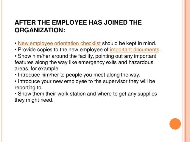 Welcome Letter To New Employee – Wonderful Image Gallery