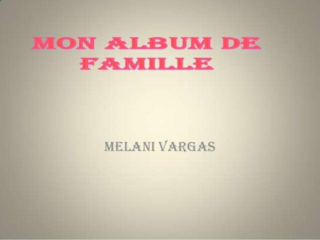 Melani Vargas