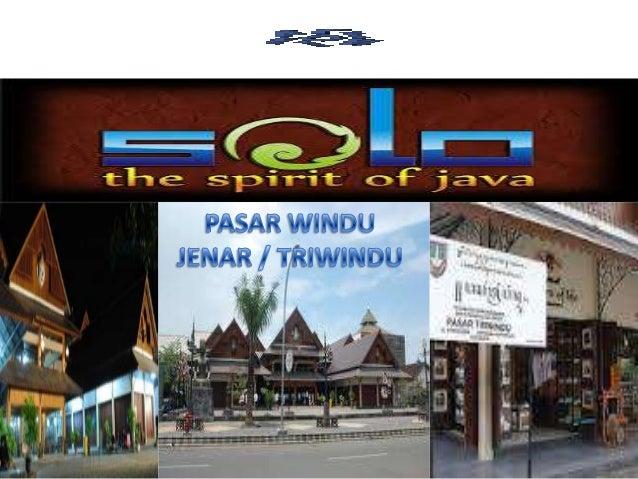 PASAR WINDUJENAR/ TRIWINDU SOLO