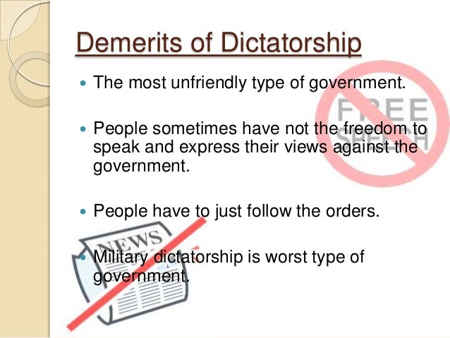 democracy and dictatorship 13