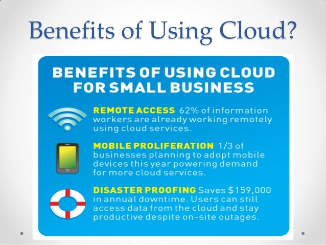 Benefits Of Cloud Storage For Small Business