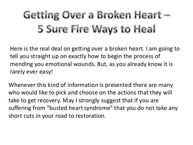 I Relationship A How Broken Can Fix