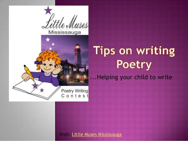 ...Helping your child to write  Visit: Little Muses Mississauga