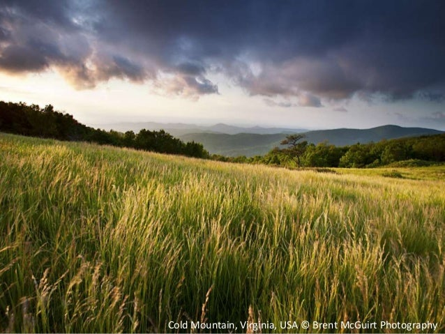 Cold Mountain, Virginia, USA © Brent McGuirt Photography