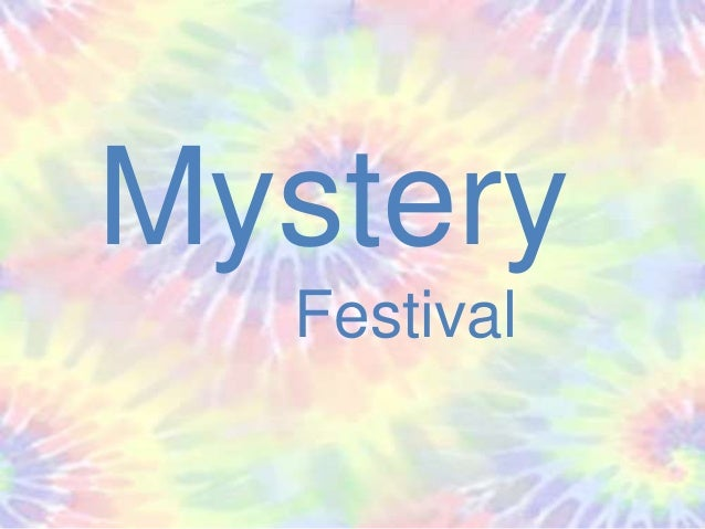 Mystery Festival