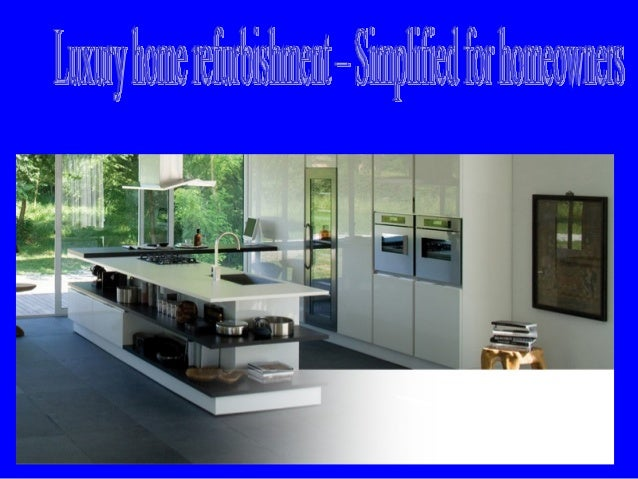 All of us wish to have a sparkling new kitchen in our house. Besides being a typical space for preparing and serving meals...